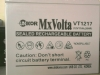 Ắc quy MX Volta VK1217 (17Ah-12V)
